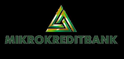 Логотип банка Mikrokreditbank