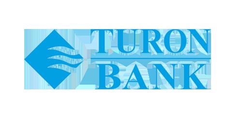 Логотип банка Turon Bank