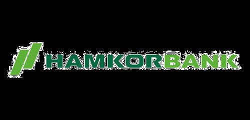 Логотип банка Hamkor Bank