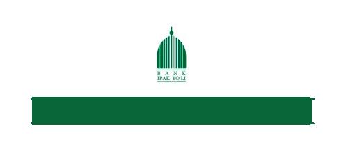 Логотип банка Ipak Yuli Bank