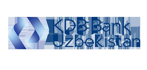 Логотип банка O`zKDB bank