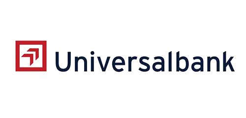 Логотип банка Universalbank