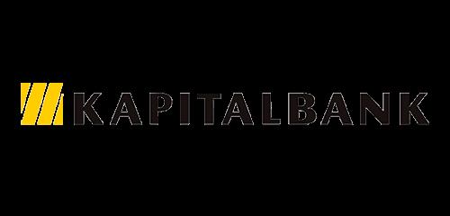 Логотип банка Kapital bank
