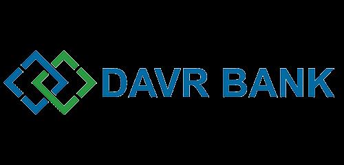 Логотип банка Davr bank