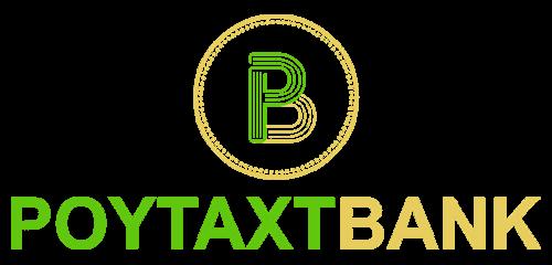 Логотип банка Poytaxt Bank